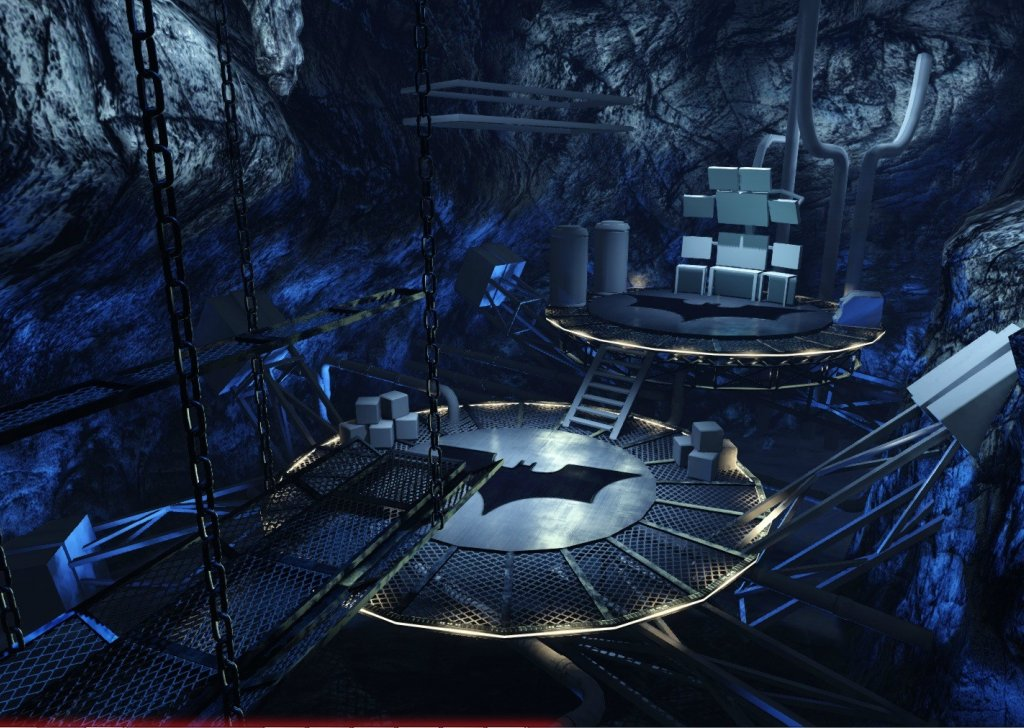 inside the batcave audio atmosphere